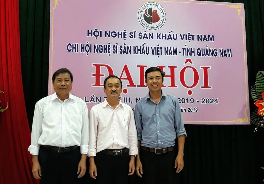 Chi hội NSSK Việt Nam tại Quảng Nam ra mắt Ban Chấp hành mới. Ảnh: B.A