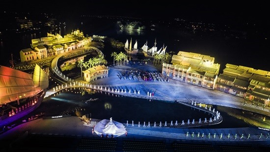 Ký ức Hội An được vinh danh là chương trình nghệ thuật thực cảnh có giá trị văn hóa, lịch sử hay nhất Việt Nam.