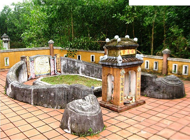 Lăng mộ Đỗ Thúc Tĩnh.