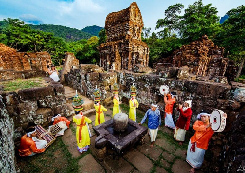 Bản sắc văn hóa xứ Quảng cần được nhìn nhận và định vị xác đáng trong hành trình phát triển mới. Ảnh: L.T.K