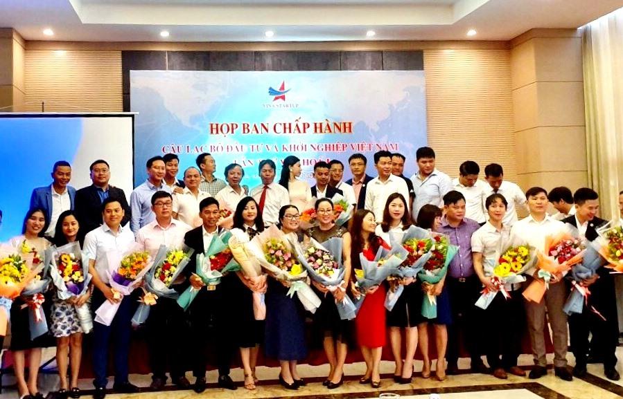 CLB Đầu tư và KN Việt Nam tổ chức kiện toàn, bầu bổ sung Ủy viên Ban Chấp hành khóa I. Ảnh: CTV