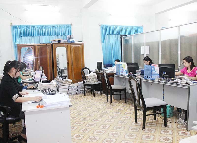 Việc thu hồi tiền chi sai để kiến nghị giám định lại hoặc lập hồ sơ mới cho đối tượng được Sở LĐ-TB&XH thực hiện nhưng rất khó thu hồi tiền đã chi. Ảnh minh họa: D.L