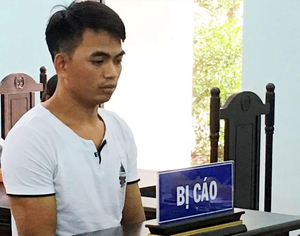 Bị cáo Nguyễn Văn Tâm. Ảnh: H.C