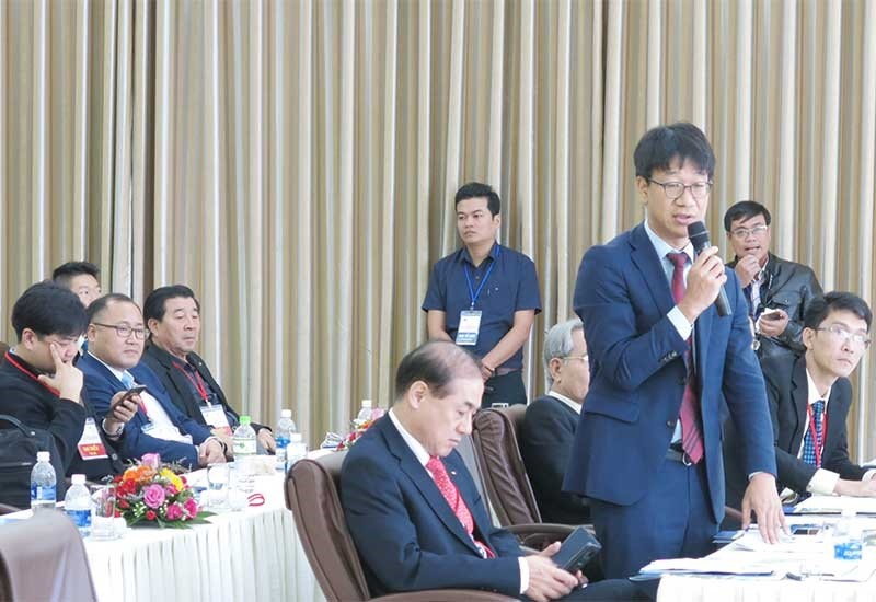 South Korean investors to Quang Nam.