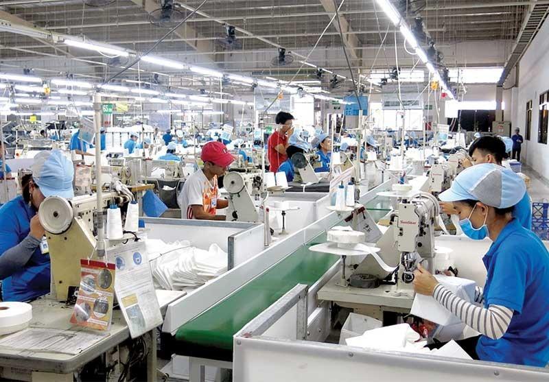 Sedo Vinako factory in Quang Nam