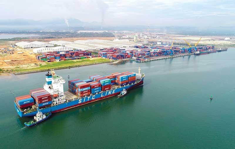 Chu Lai- Truong Hai seaport