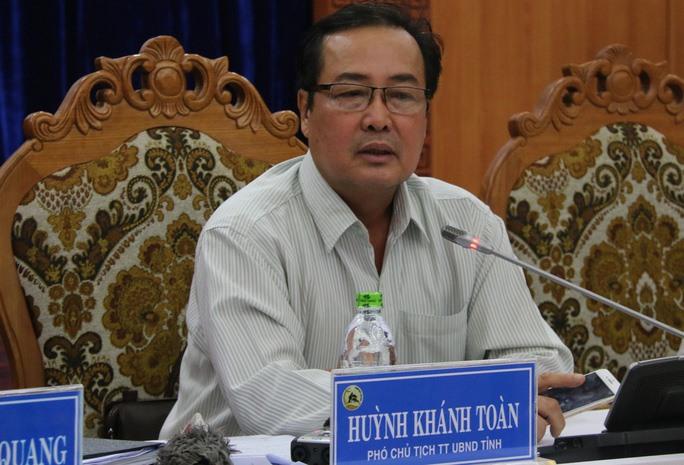 Mr. Huynh Khanh Toan. Photo: nld.com.vn