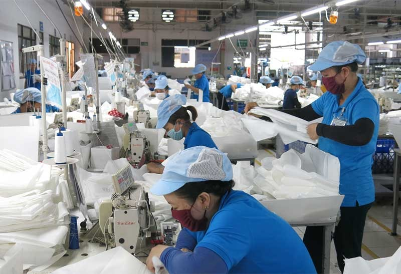 A South Korean business in Quang Nam