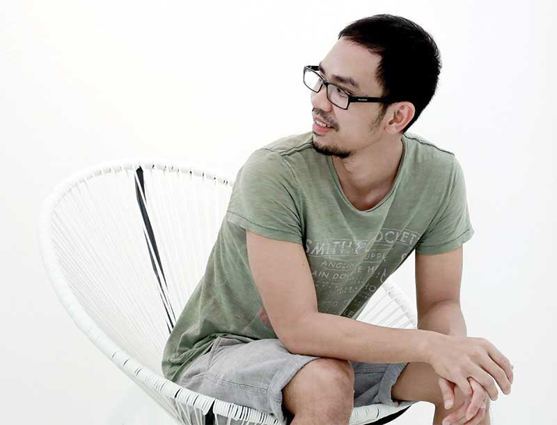 Nghệ sĩ Trần Minh Thái.
