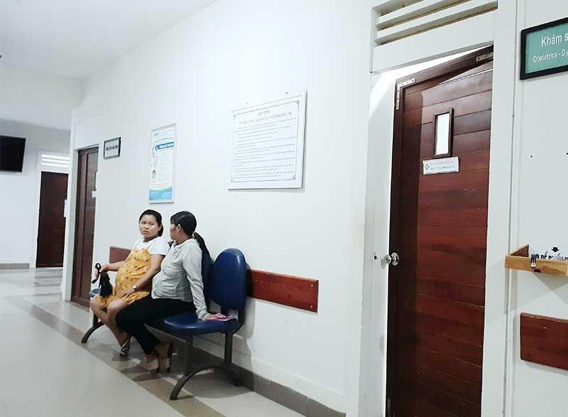 Thuốc gây tê Bupivacaine từ nhà sản xuất Ba Lan đang gây hoang mang cho thai phụ và người thân. Ảnh: X.H