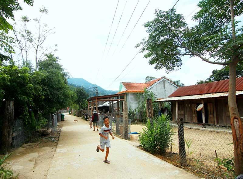 """Sau nhiều lần rời đi, người làng Lao Đu đã tìm được """"miền đất hứa"""". Ảnh: N.C"""