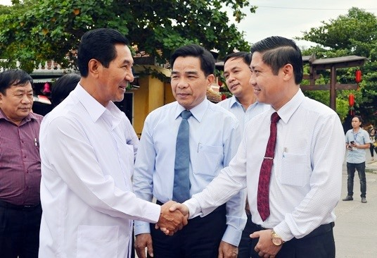 The close friendship between Quang Nam and Lao provinces