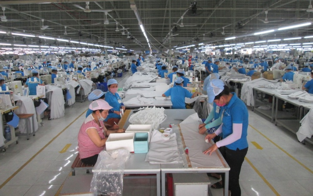 A factory in Quang Nam