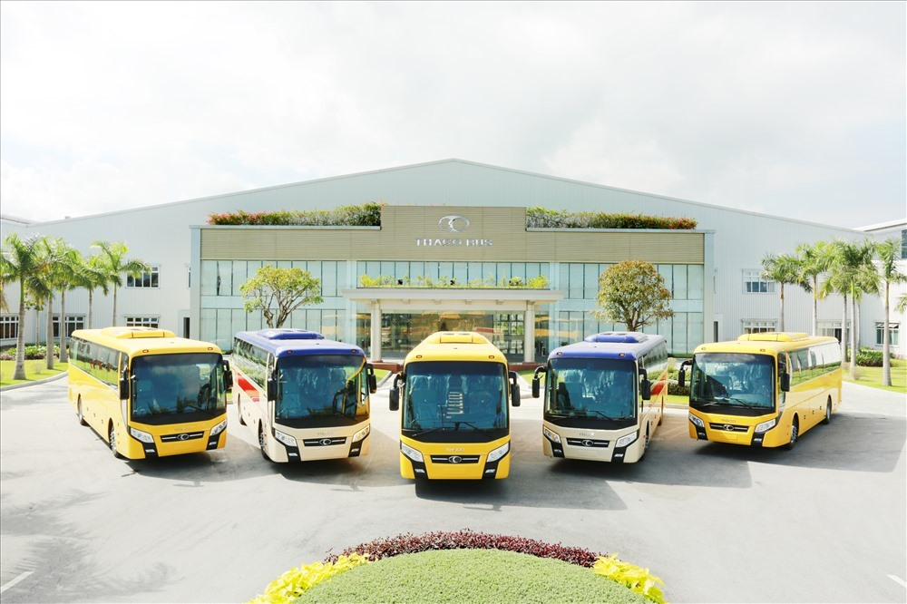 THACO buses