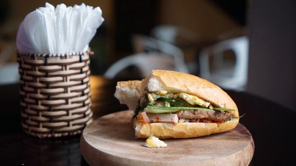 Hoi An bread (Photo: CNN)