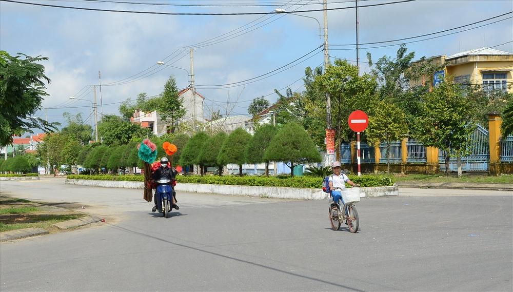 Thị trấn Phú Thịnh.