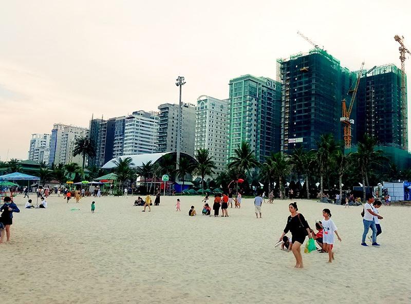 Đà Nẵng là thị trường tiêu thụ lớn nhất trong chuỗi đô thị của khu vực. Ảnh: Q.T