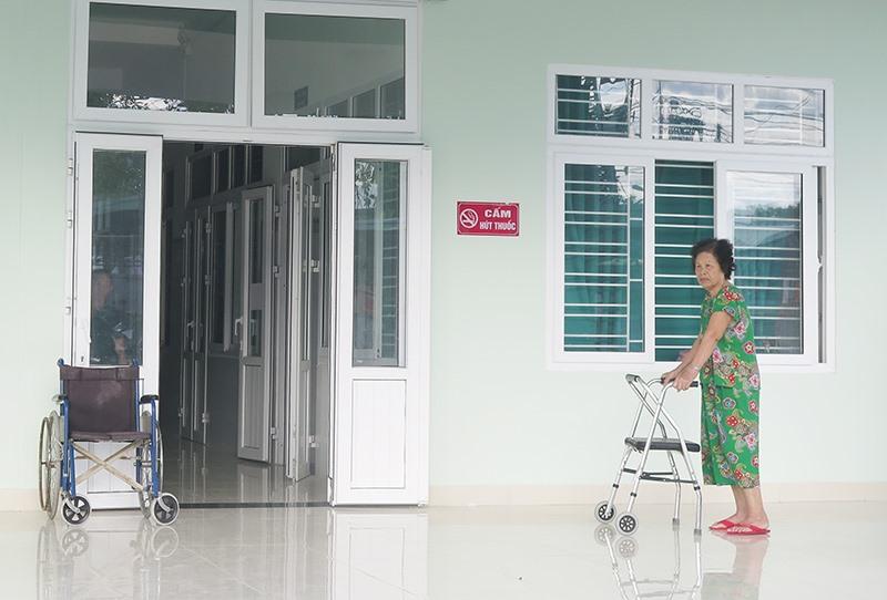 Khoa PHCN tại BV YHCT tỉnh đang thiếu nhân lực chuyên môn. Ảnh: X.HIỀN