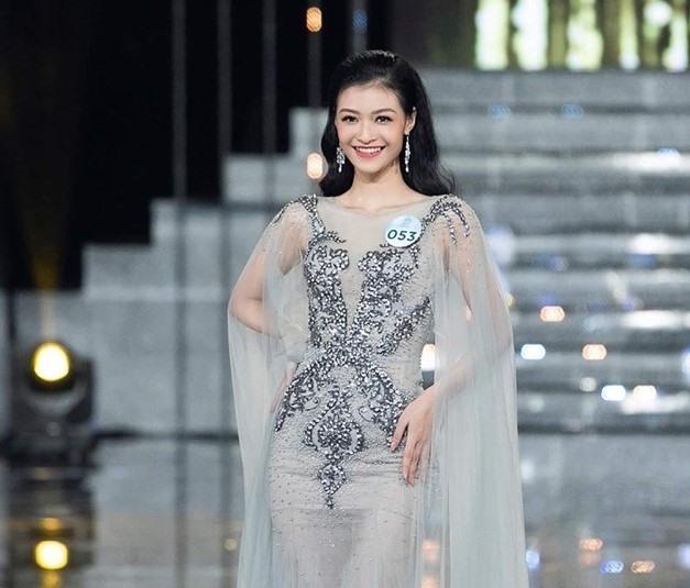 Thí sinh Nguyễn Hà Kiều Loan (Ảnh: Trang facebook cá nhân).