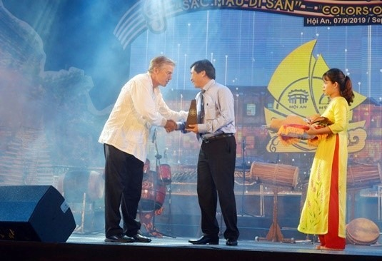 """On this occasion, Hoi An city is awarded the title of """"15 most wonderful cities in the world 2019"""" by the Travel & Leisure Magazine."""