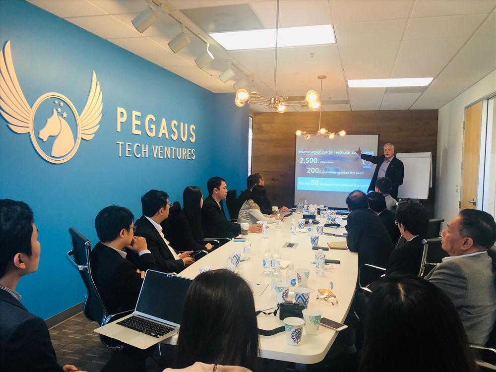 Các chương trình khởi nghiệp trong nước cũng sẽ mời các chuyên gia kinh nghiệm từ Pegasus Tech Venture sang tham gia với tư cách chuyên gia và ban giám khảo. Ảnh: P.V