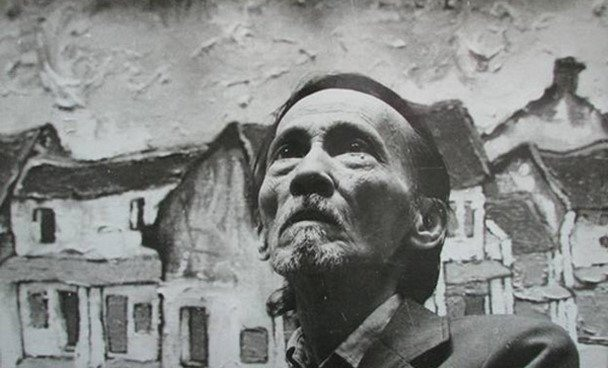 Họa sĩ Bùi Xuân Phái.