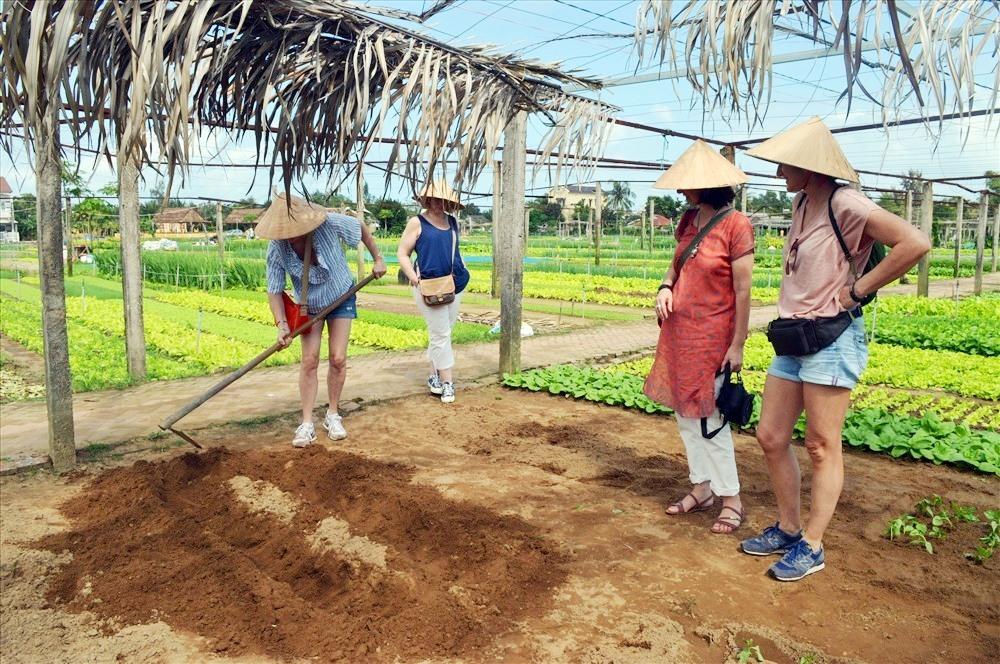 Du lịch cộng đồng trở thành hướng đi mới của du lịch Quảng Nam (ảnh V.L)