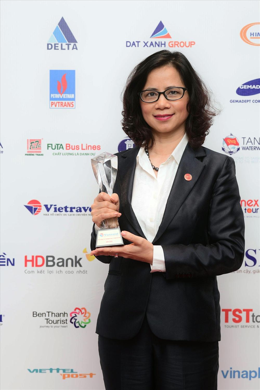 Các giải thưởng đã khẳng định được uy tín và đẳng cấp của Vietravel trong cộng đồng doanh nghiệp du lịch Việt Nam