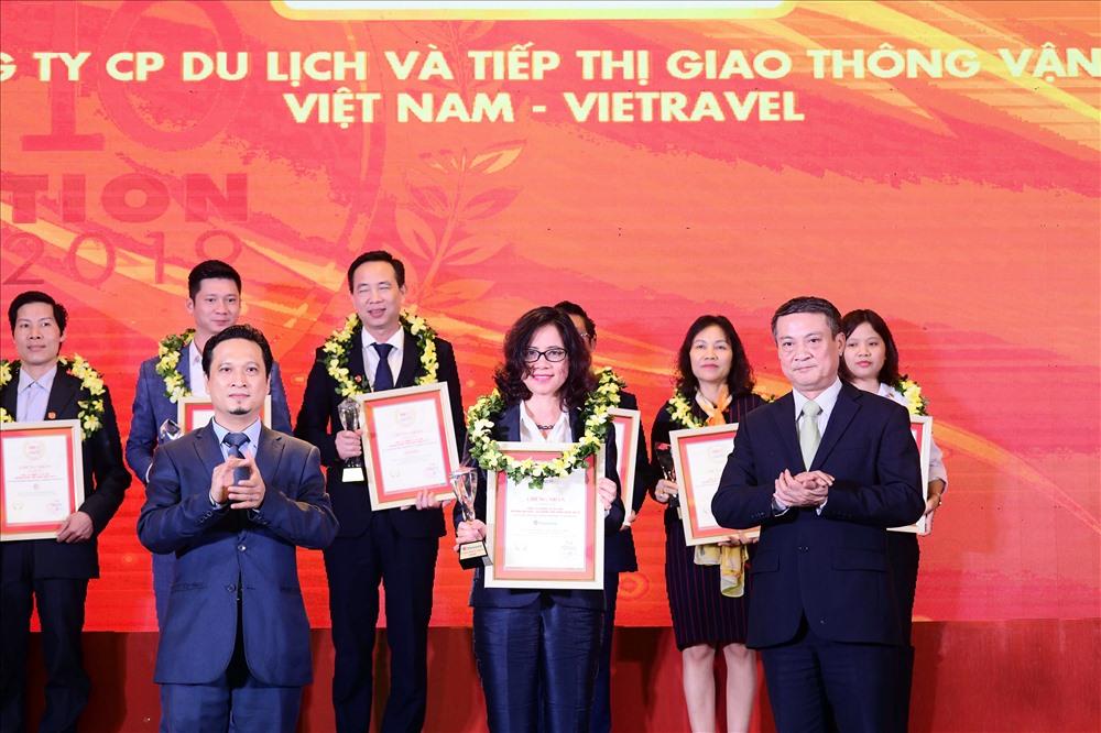 Vietravel liên tiếp đạt được nhiều thành công trong năm 2019