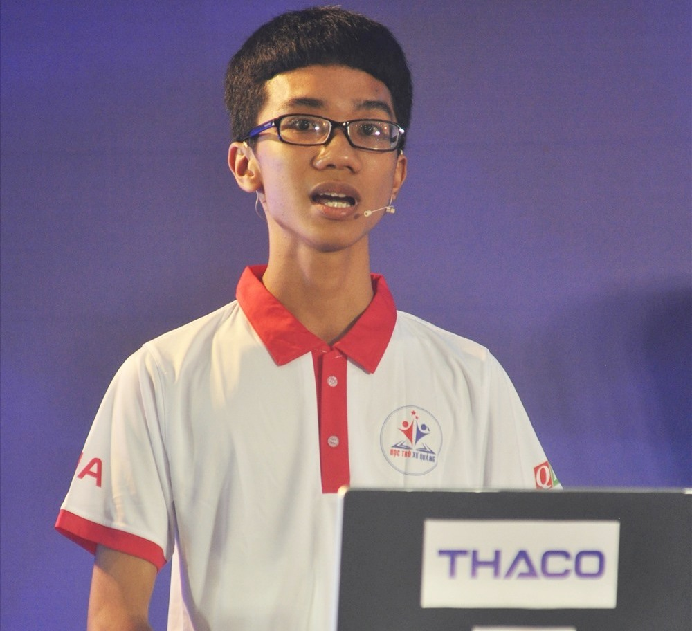 Phan Nguyễn Phương đã có cuộc thi tháng ấn tượng và giành chiến thắng. Ảnh: X.P