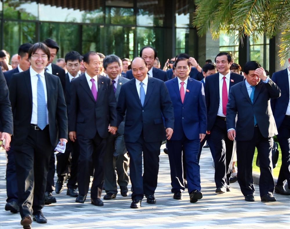 Mối quan hệ hợp tác giữa hai nước Việt Nam - Nhật Bản ngày càng phát triển