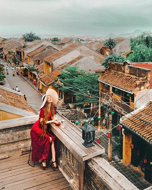 A corner of Hoi An (Sarah Trần)