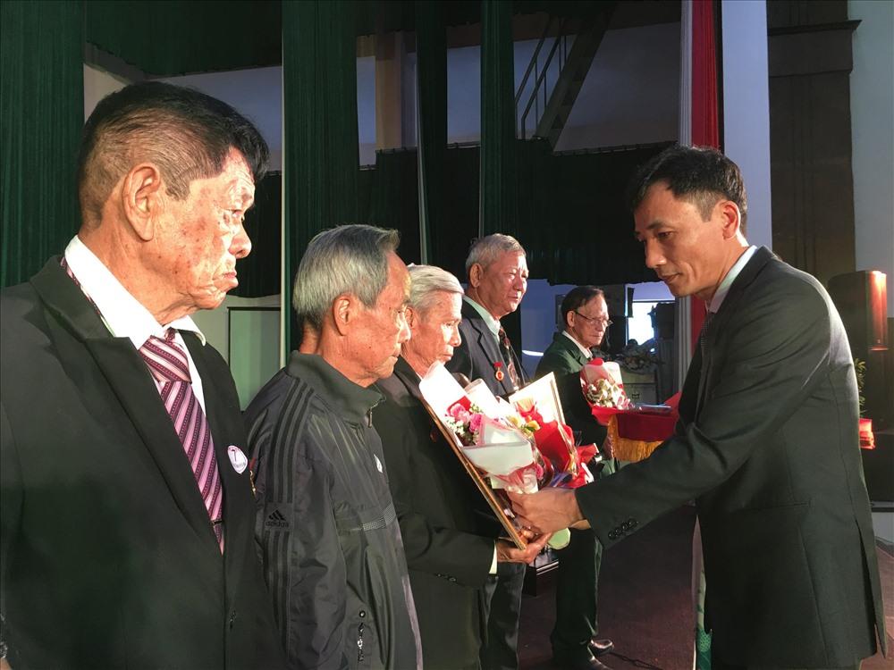 Phú Ninh gặp mặt kỷ niệm 90 năm Ngày thành lập Đảng
