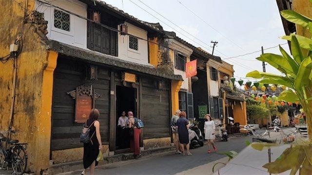 Tan Ky ancient house (Photo: Vntrip)