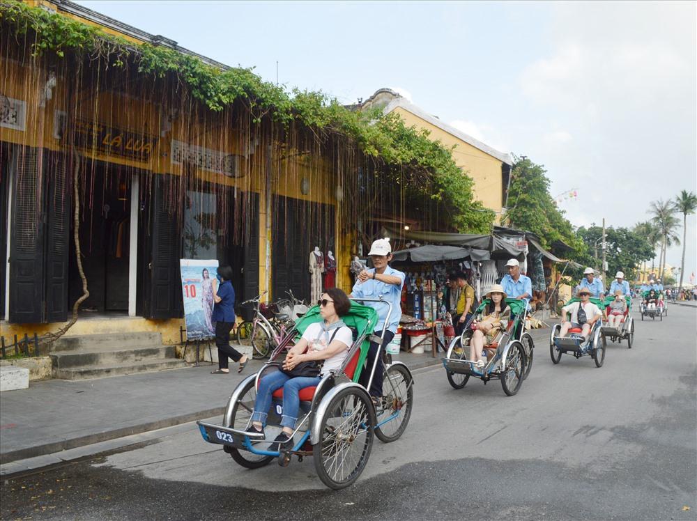 Du lịch Quảng Nam sẽ tập trung vào hiệu quả nguồn thu hơn là tăng số lượng khách.