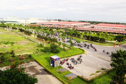 An industrial park in Quang Nam