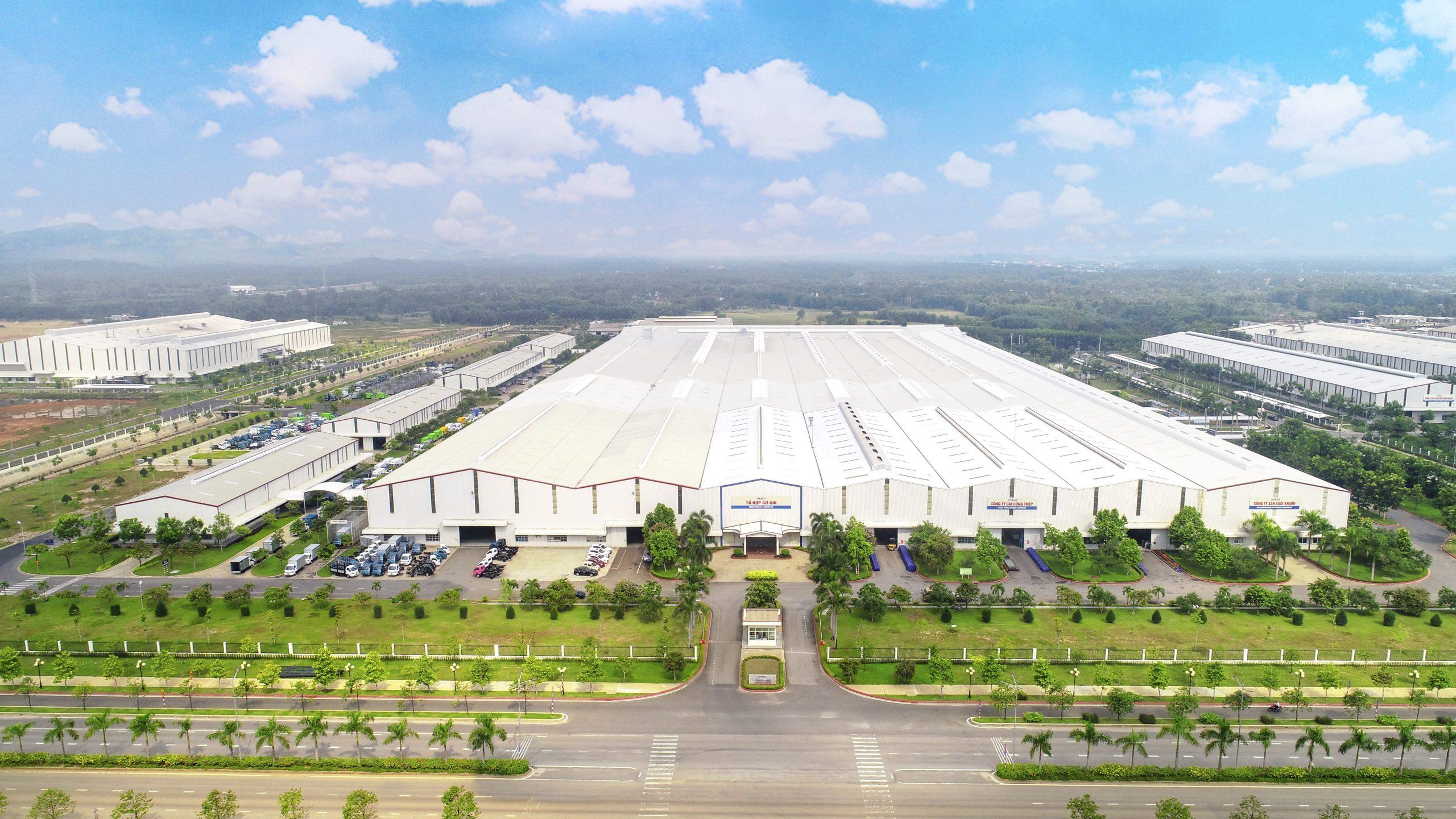 Thaco Chu Lai Mechanical Complex