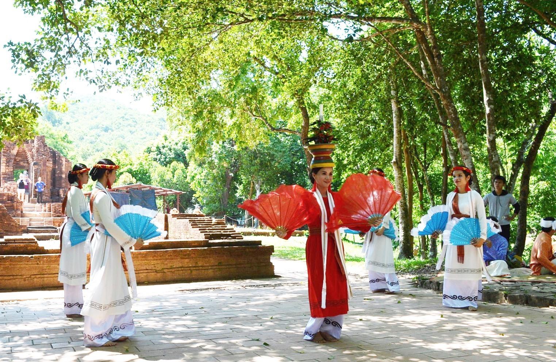 Trong 5 năm qua du lịch Quảng Nam có bước phát triển mạnh mẽ