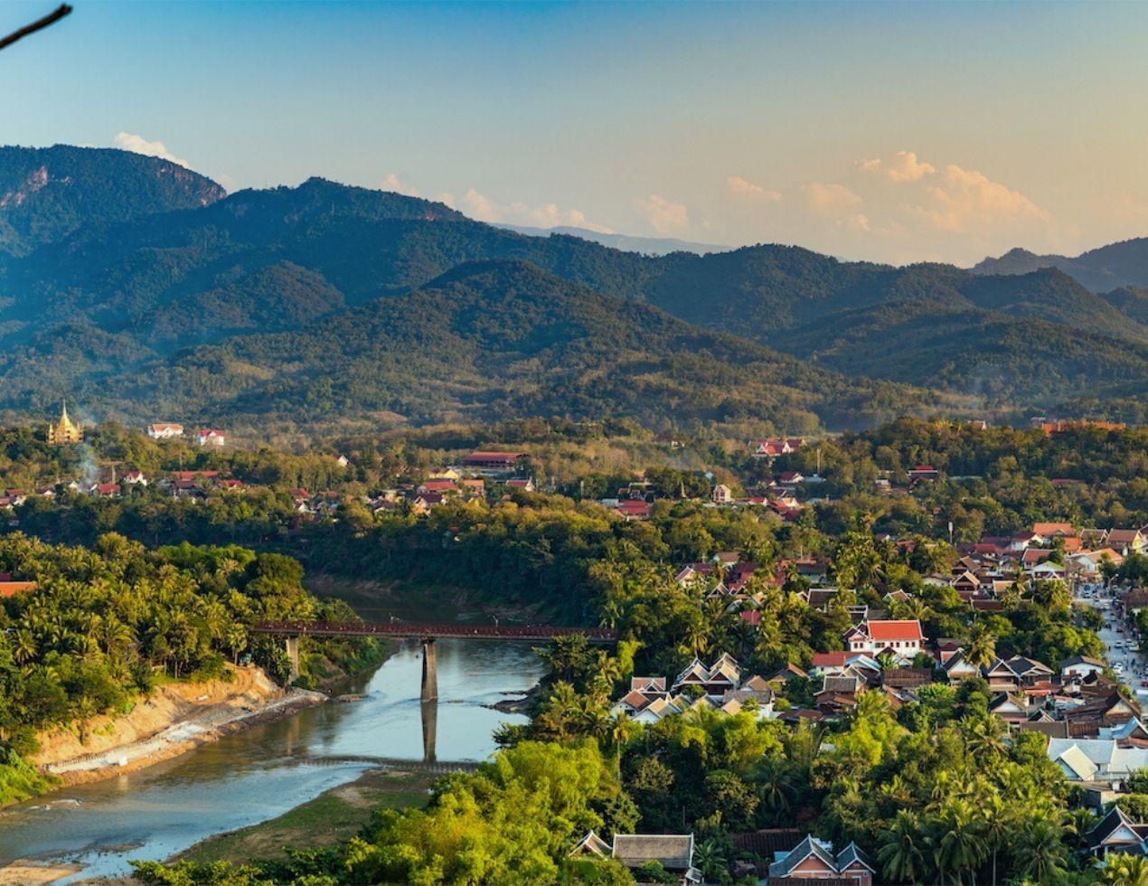 Luang Prabang, Laos. Photo: seduniamuslim