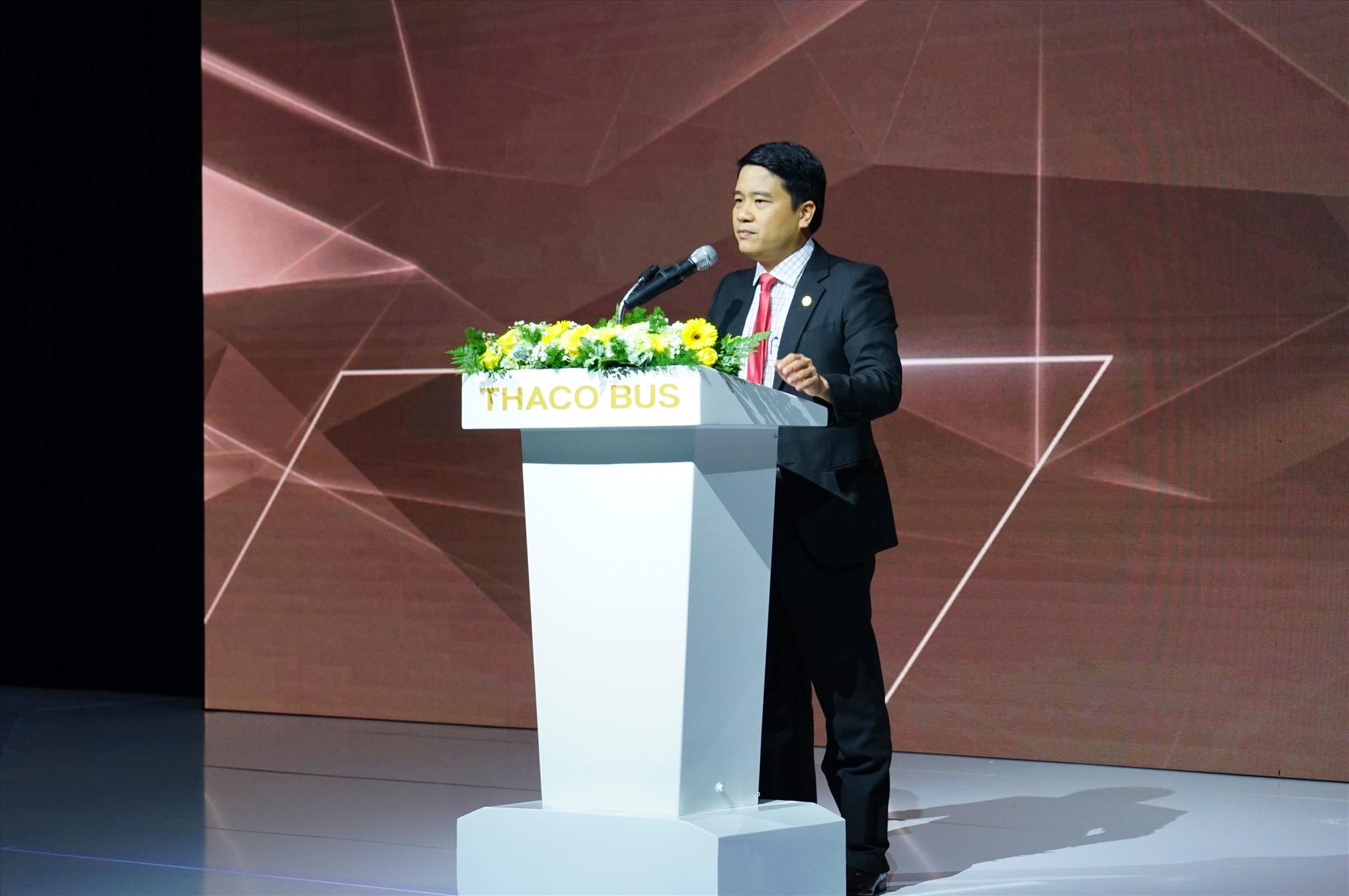 Phó Chủ tịch UBND tỉnh Trần Văn Tân phát biểu
