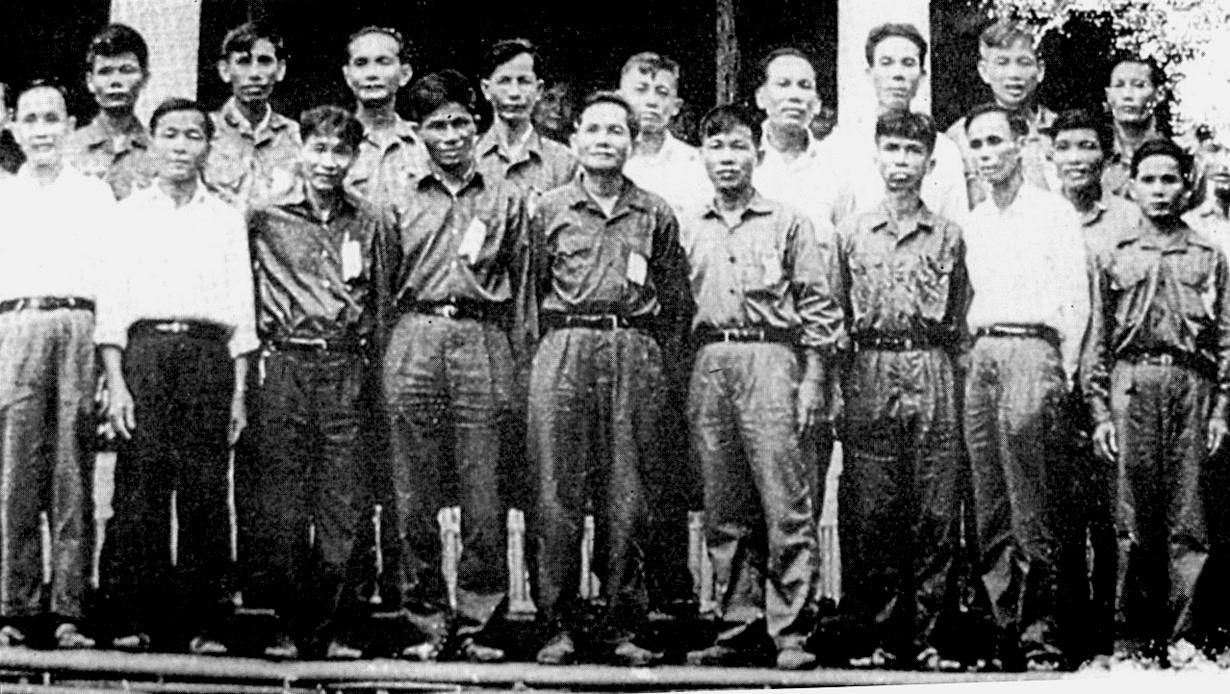 Ban Chấp hành Đặc Khu ủy Quảng Nam trong những năm cuối cuộc kháng chiến chống Mỹ, cứu nước. Ảnh tư liệu