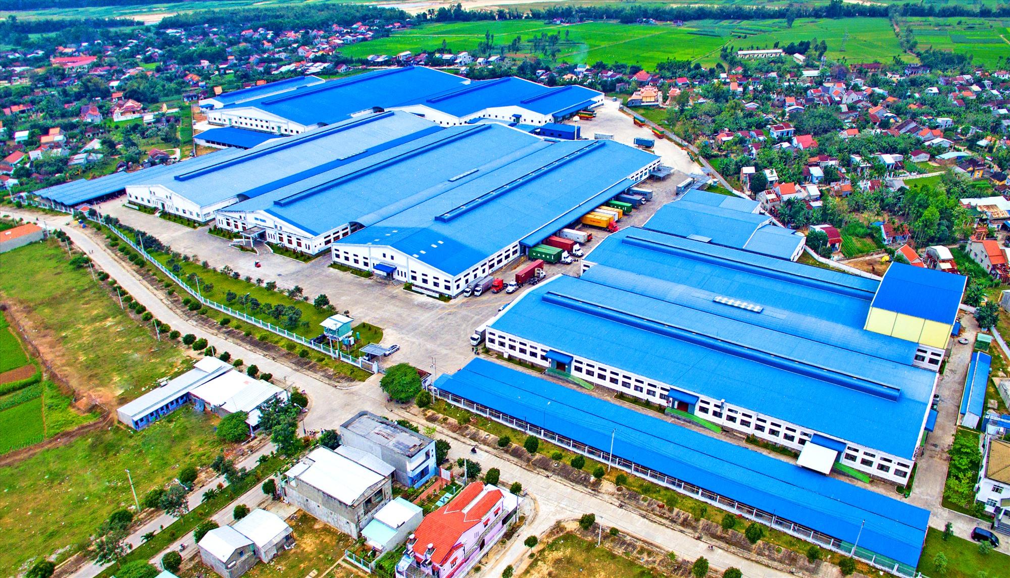 Quảng Nam cần định hướng phát triển công nghiệp theo hướng ưu tiên phát triển công nghiệp sử dụng công nghệ cao. ảnh: L.T.K