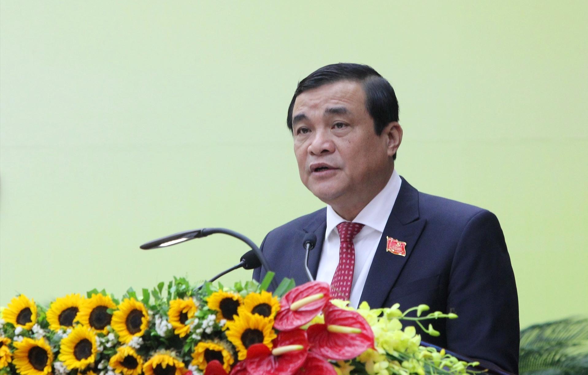 Toàn văn phát biểu bế mạc Đại hội đại biểu Đảng bộ tỉnh Quảng Nam lần thứ XXII của đồng chí Phan Việt Cường