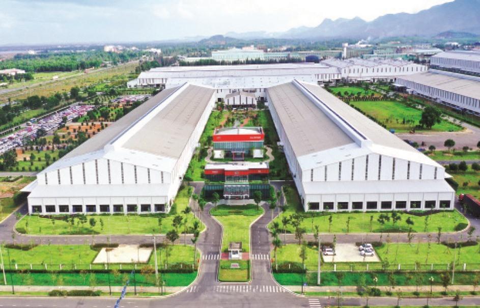 THACO Kia factory