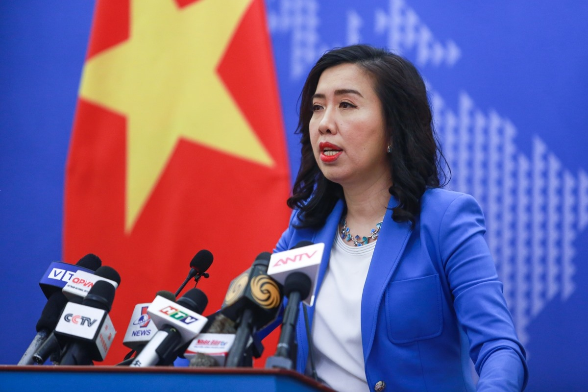 Foreign Ministry spokesperson Le Thi Thu Hang says China's decision to estabilsh the so-called Sansha city on Vietnam's Paracel islands is null and void.