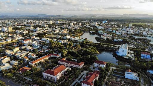 Green Tam Ky city