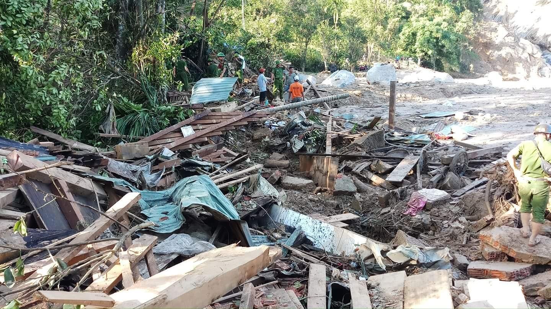 Nếu như được cảnh báo sớm về sạt lở đất, thì làng ông Đề thôn 1 xã Trà Leng sẽ không bị thiệt hại lớn về tính mạng người dân.