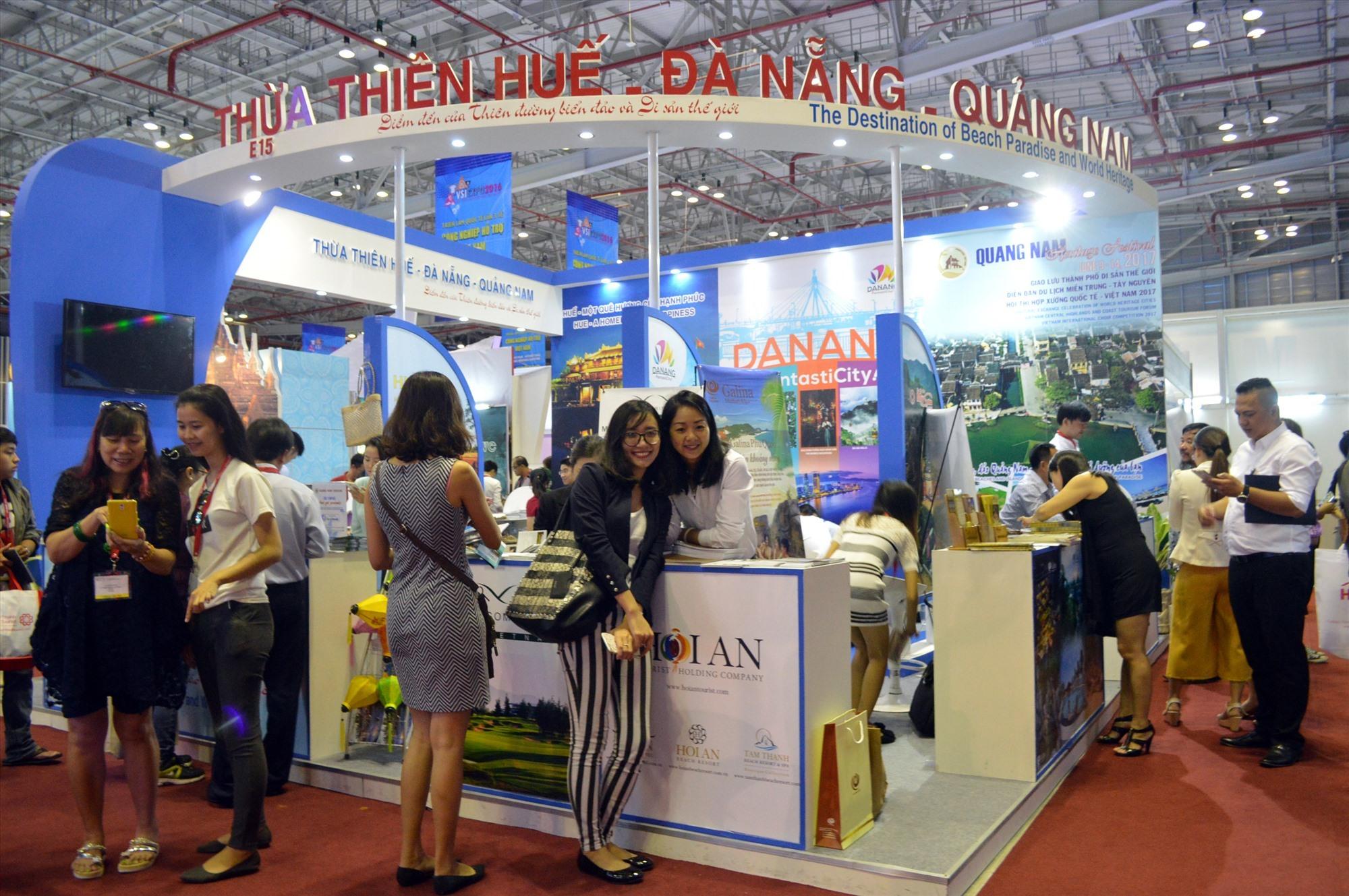 Quang Nam- Da Nang- Thua Thien Hue tourism promotion