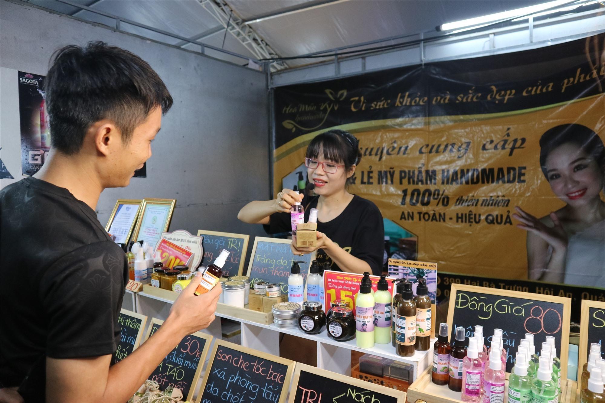 Hoa Man Vy natural cosmetics (form Hoi An)