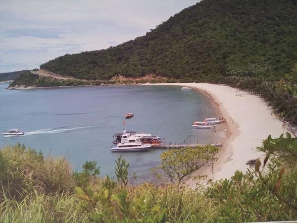 A corner of Cham Islands. Photo:
